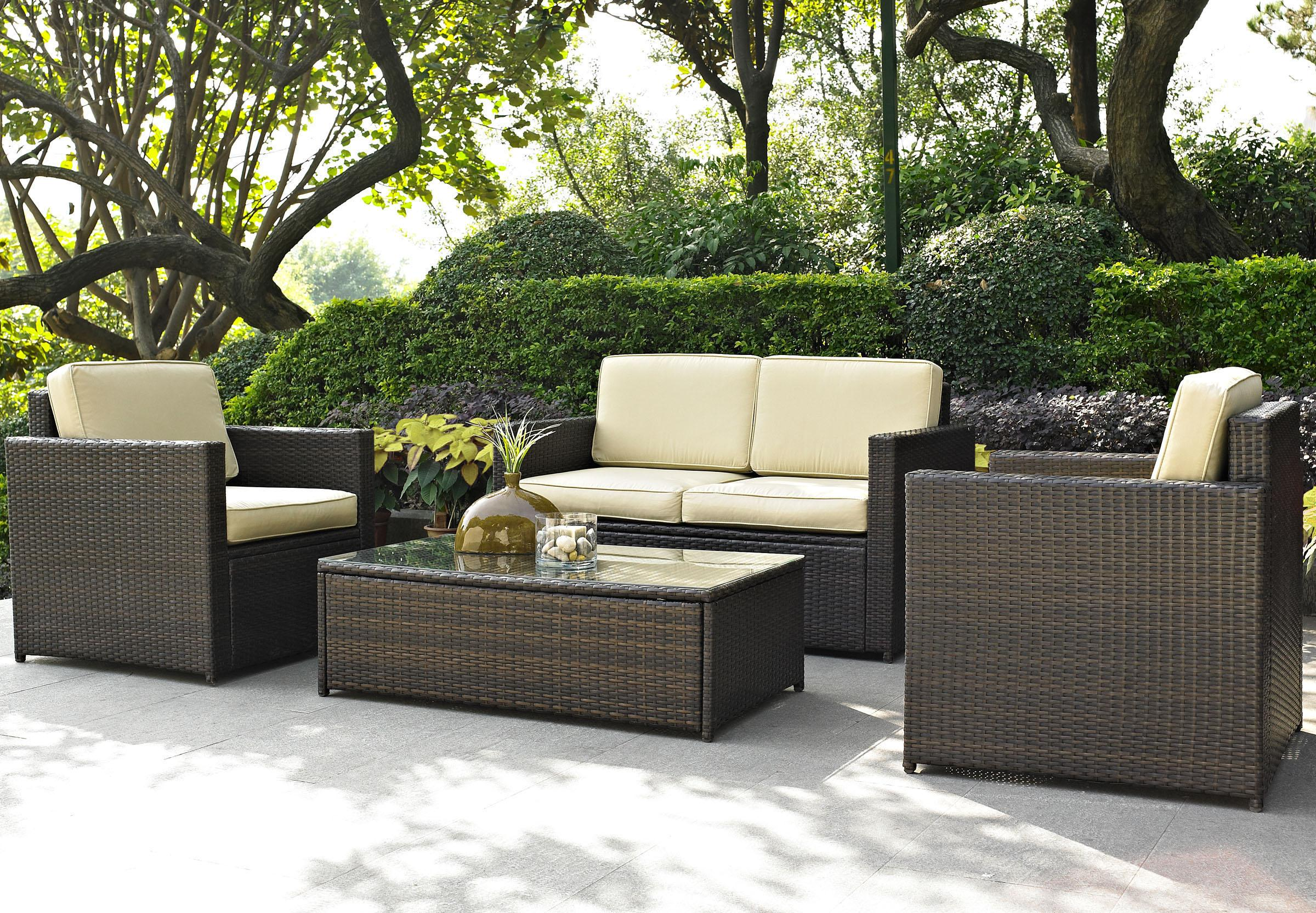 Serene Touches to Your Outdoor Furniture Scallywag and Vagabond