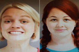 $1500: Abigail Howard and Jennifer Rist, schoolteachers arrested for vandalizing near school