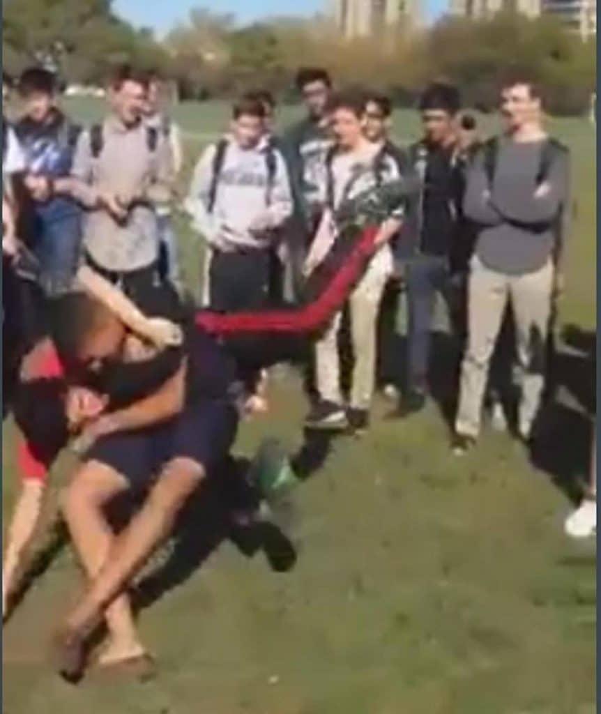 Bronx High School of Science Fight Club