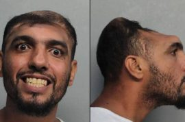 'No good kids' Carlos Rodriguez half headed Florida man charged with attempted murder