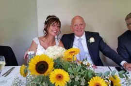 'Contaminated fish' Christine Fensome newly wed bride dies during Mexico honeymoon