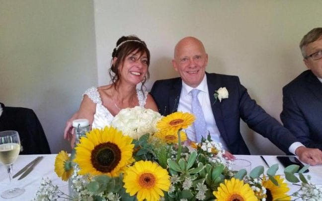 Contaminated fish' Christine Fensome newly wed bride dies during