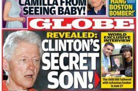 Is Danney Williams Bill Clinton's love child?