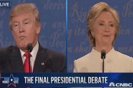 Will it tank him? Donald Trump refuses at debate to say if he will accept election result