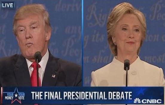 Donald Trump accept election result