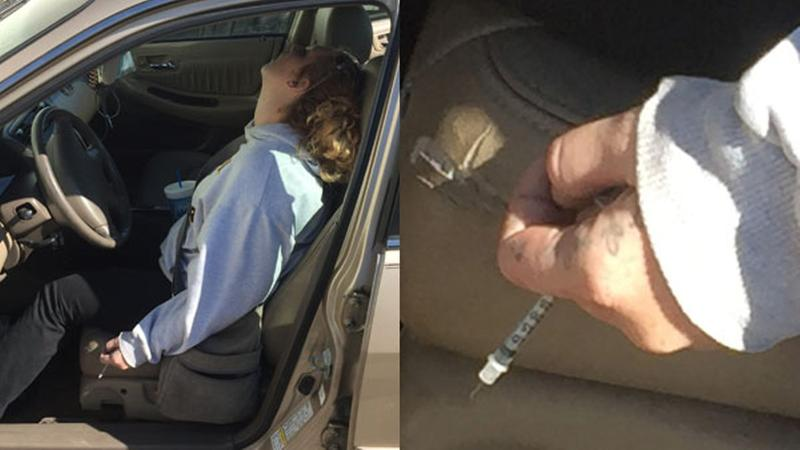 Erika Hurt Indiana heroin mom