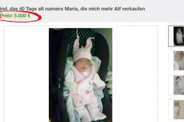 German baby for sale Ebay
