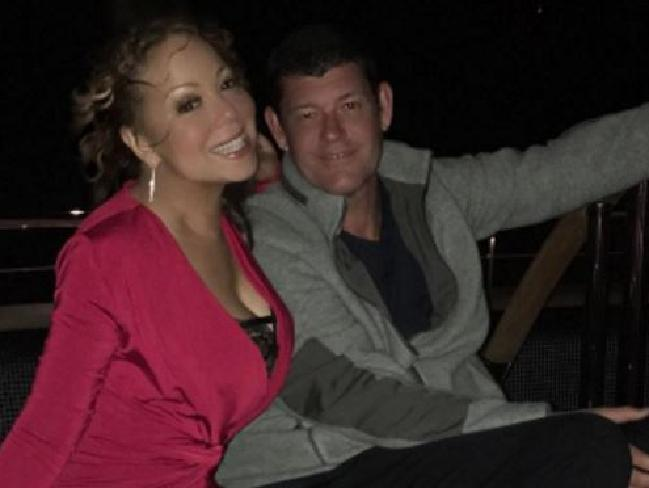 James Packer dumps Mariah Carey
