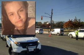 Who's to blame? Jazmine Marin dead, 13 year old Queens teen  hit by car