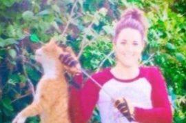 Kristen Lindsey boasting vet suspended: 'Look at the dead cat'