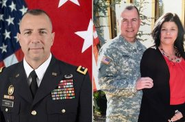 Why did Major General John Rossi commit suicide?