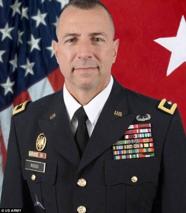 Major General John Rossi