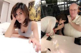 Video: Nong Nat Thai X rated adult film star marries 70 year old millionaire soul mate