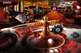 Online casino world and it's variety