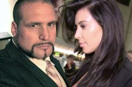 Inside job? Pascal Duvier Kim Kardashian's bodyguard filed for $1.2m bankruptcy