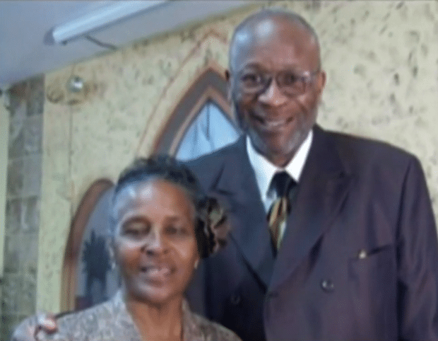 Pastor Christine Lucas