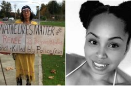 Justified? Renee Davis pregnant mom shot dead by cops during well being check