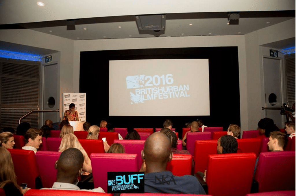 UK Film Festivals 2016