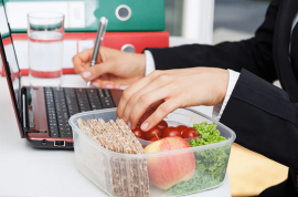 Top 5 Healthy Lunches You Can Take To Work