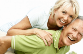 Why humor is a key for healthy aging.