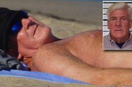 Stephen Wojciehowski arrested: What's wrong with my transparent plastic wrap bikini?