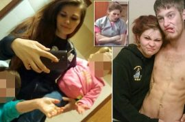 Why? Ashlee Hutt mom injects her three children with heroin 'sleep juice'