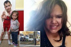 Brandi Worley stabs children to death a day after her husband files for divorce