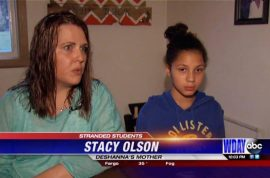 'You nxggers!' Moorhead Minnesota school bus driver strands students