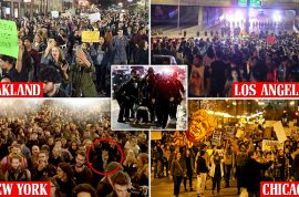 Donald Trump protests: Why Hillary Clinton voters refuse to accept outcome?