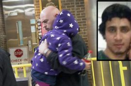 Did Elmer Gomez Ruono murder his wife? Abandoned 5 year old Port Authority girl leads cops to dead mother
