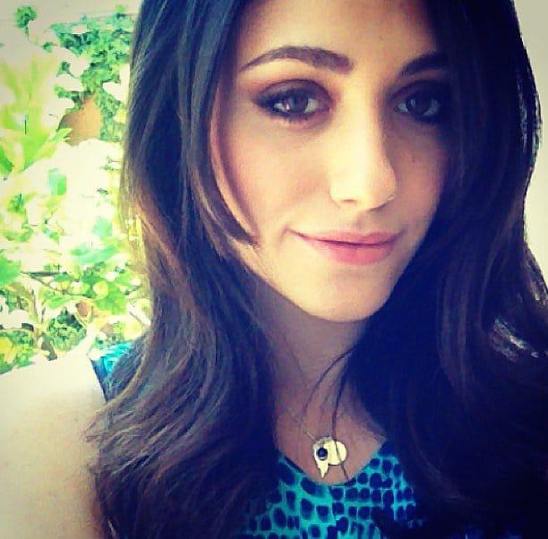 Emmy Rossum anti semitic tweets