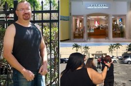 Why? Gus Kiriazis Florida jeweler shoots store employee then kills self
