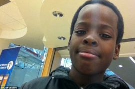 'Another piece trash' James Means black teen killed by white man.