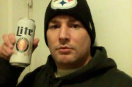 Justin Vankirk beats his roommate to death over beer, takes photos of dead body