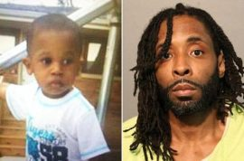 Kamel Harris kills dismembers Kyrian Knox after toddler kept crying after drinking milk