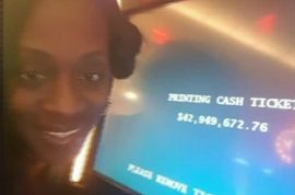 Was Katrina Bookman cheated of her $43m jackpot? Casino rules broken machine null and void