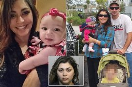Why? Kristen DePasquale strangles her one year old daughter, blames two year old son.