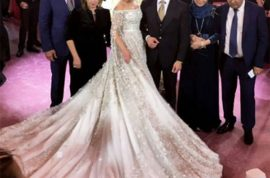 Welcome to Madina Shokirova's wedding: Russian oil tycoon daughter gets private jets, half million dollar wedding dress…
