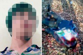 'I love you' 16 year old Russian teen decapitates teen love rival serves head to girlfriend