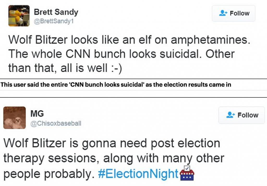 Donald Trump mainstream media