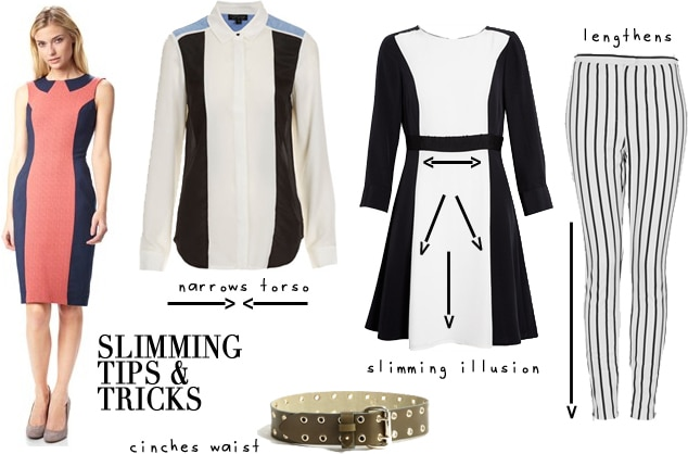 Five Slimming Fashion Tips And Tricks For Men And Women Alike