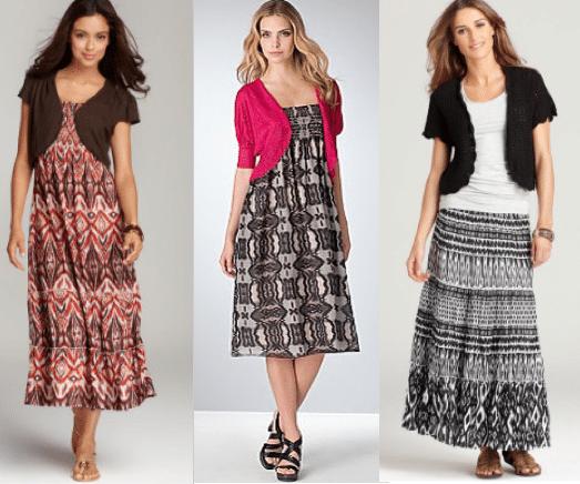 Slimming fashion tips