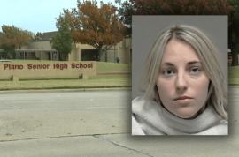 Alaina Ferguson Texas teacher calls off wedding after having sex with 16 year old student