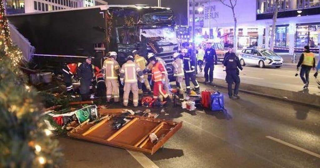 Berlin truck attack suspect