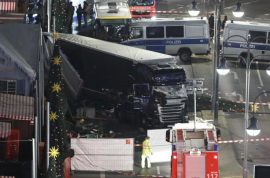 Why? Naved B: Pakistan refugee hijacked Polish driver in Berlin truck attack