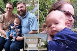 Why did Craig Vandewege murder his wife and baby son?