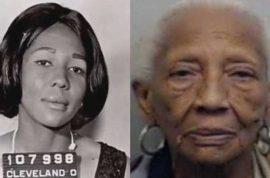'I'm a thief' Doris Payne 86 year old career jewel thief arrested again.