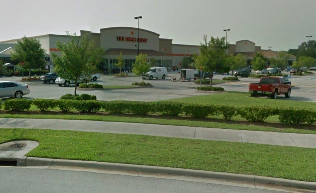 Four Florida Home Depot employees fired