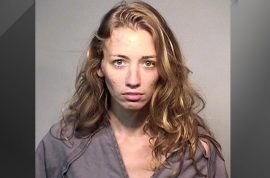 Jacqueline Bjorndal babysitter arrested after 5 year old baby drowns while she smoked meth and marijuana
