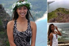 Kaisha Chu photos: Hawaii hiker plummets 200 feet to her death